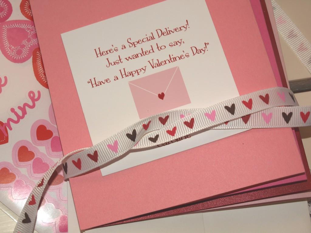 Make Your Own Valentine's Kit