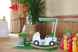 Golf Cart Rocker