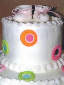 cake topper closeup