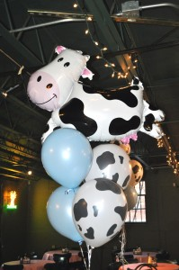 Cow Balloons