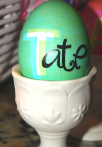 Tate Egg Closeup