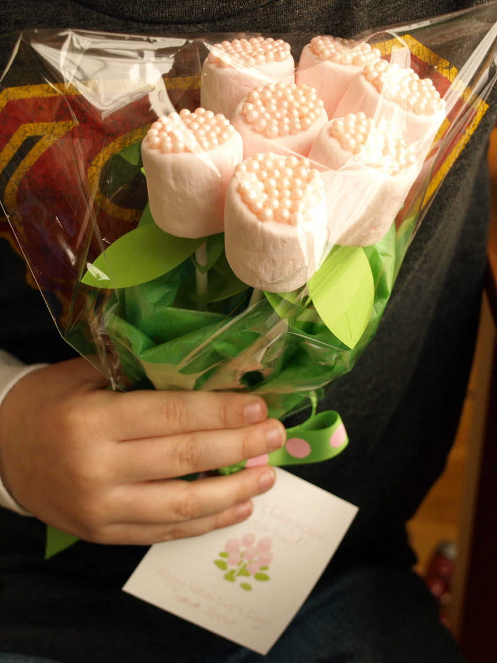 Marshmallow Roses – The Finished Product | Pink Peppermint, the blog