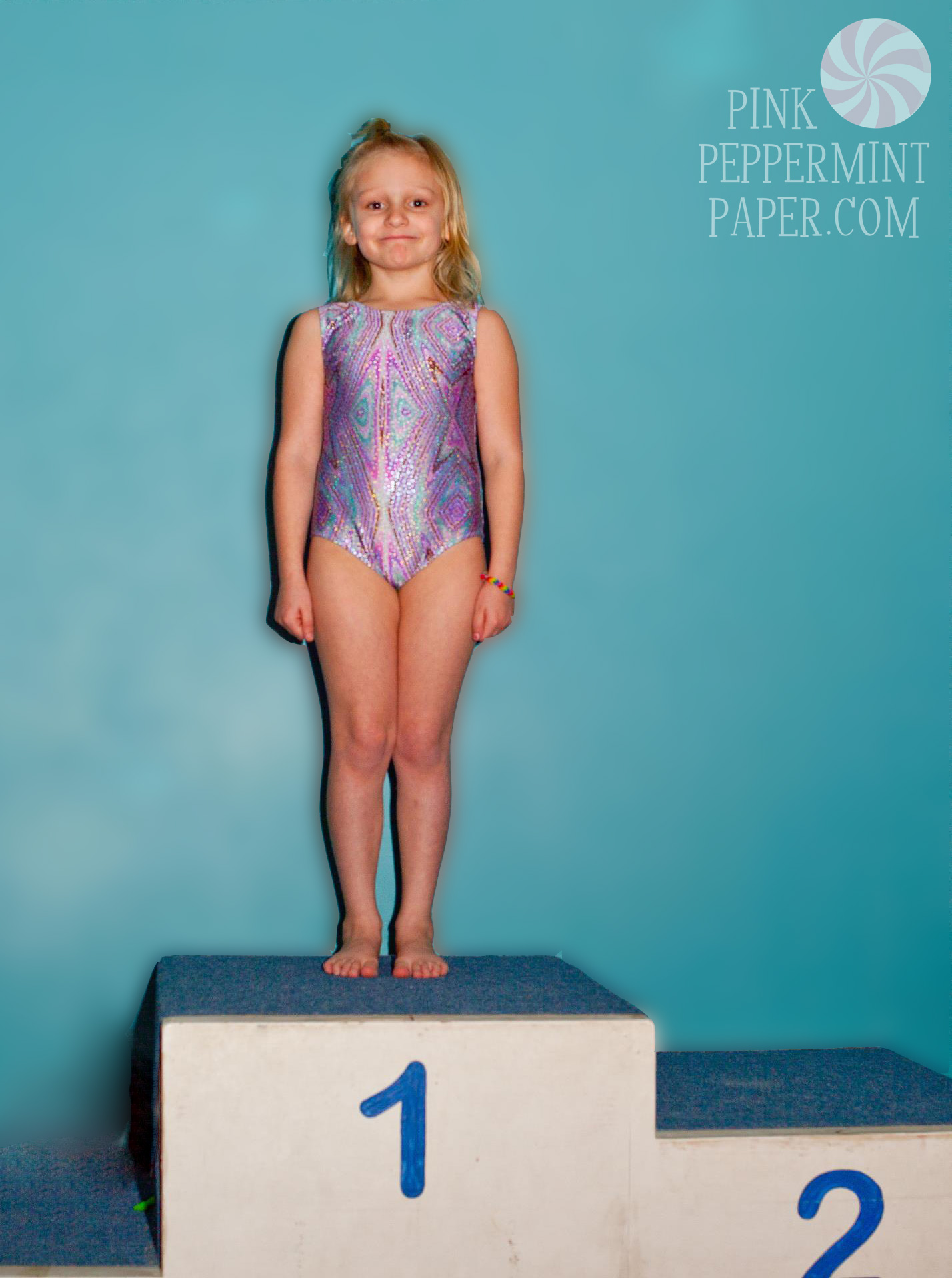 Gymnastics Birthday Party – Flippin' Out | Pink Peppermint, the blog
