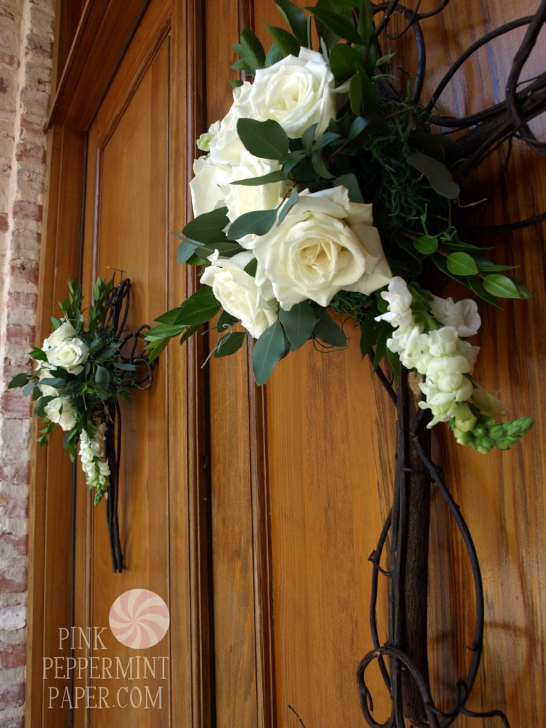 Communion or Baptism Door Decoration