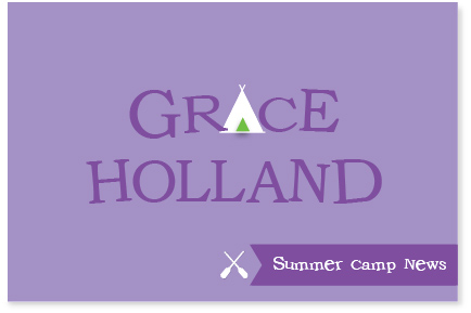 Preppy Purple Camp News