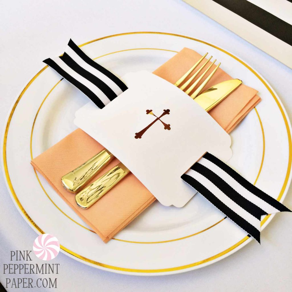 Pink-Peppermint-First-Communion-Place-Setting-2-Logo